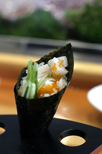 Hotate Hand Roll Image