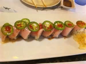 Hamachi Jalapeno Roll Image