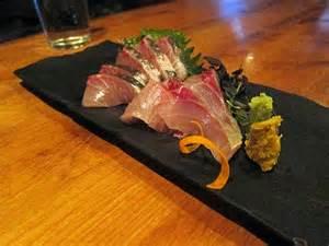 Jack Mackerel (Aji) Sashimi Image