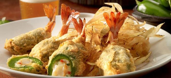 Shrimp Stuffed Jalapeno