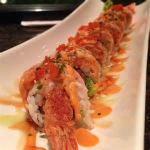 Red Dragon Roll Image