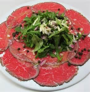Beef Carpaccio Image