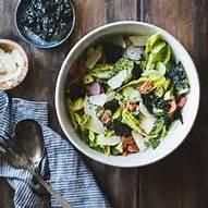 Wasabi Caesar Salad