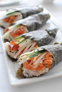 Spicy Tuna Hand Roll Image