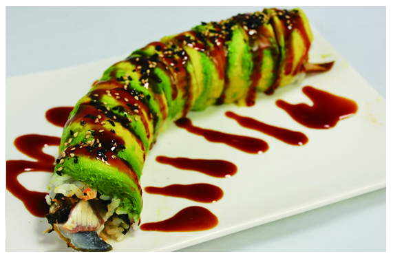 Caterpillar Roll Image