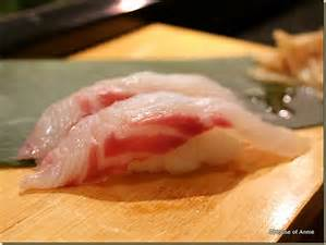 Red Snapper (Tai) Nigiri