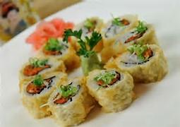 Tuna Tempura Roll Image