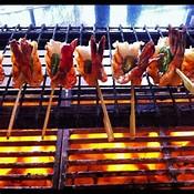 Shrimp Robata Skewers(3 skewers)