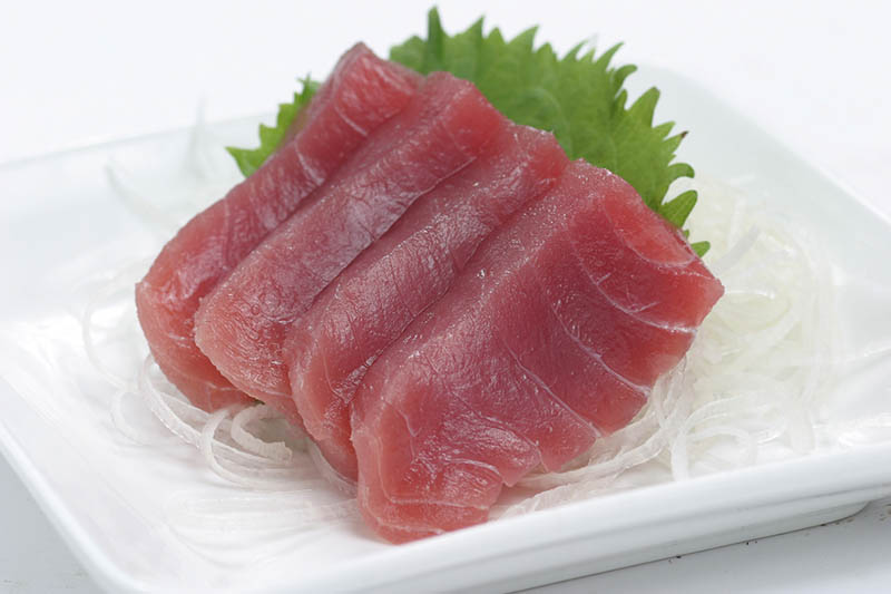 Tuna (Maguro) Sashimi