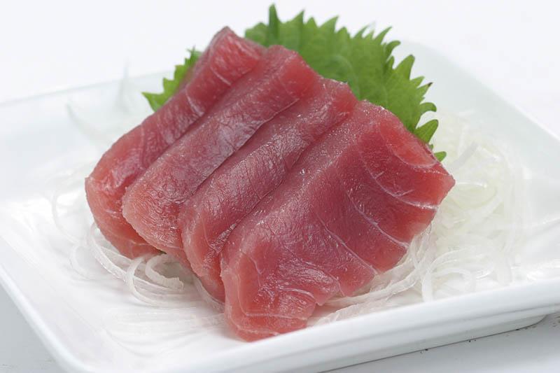 Tuna (Maguro) Sashimi Image
