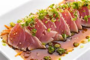 Seared Tuna Tataki Image