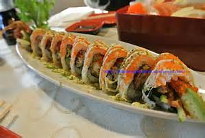 Red Spider Roll Image