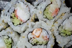 Kani Maki (crab) Roll Image