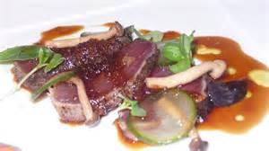 Pan Seared Tuna Image