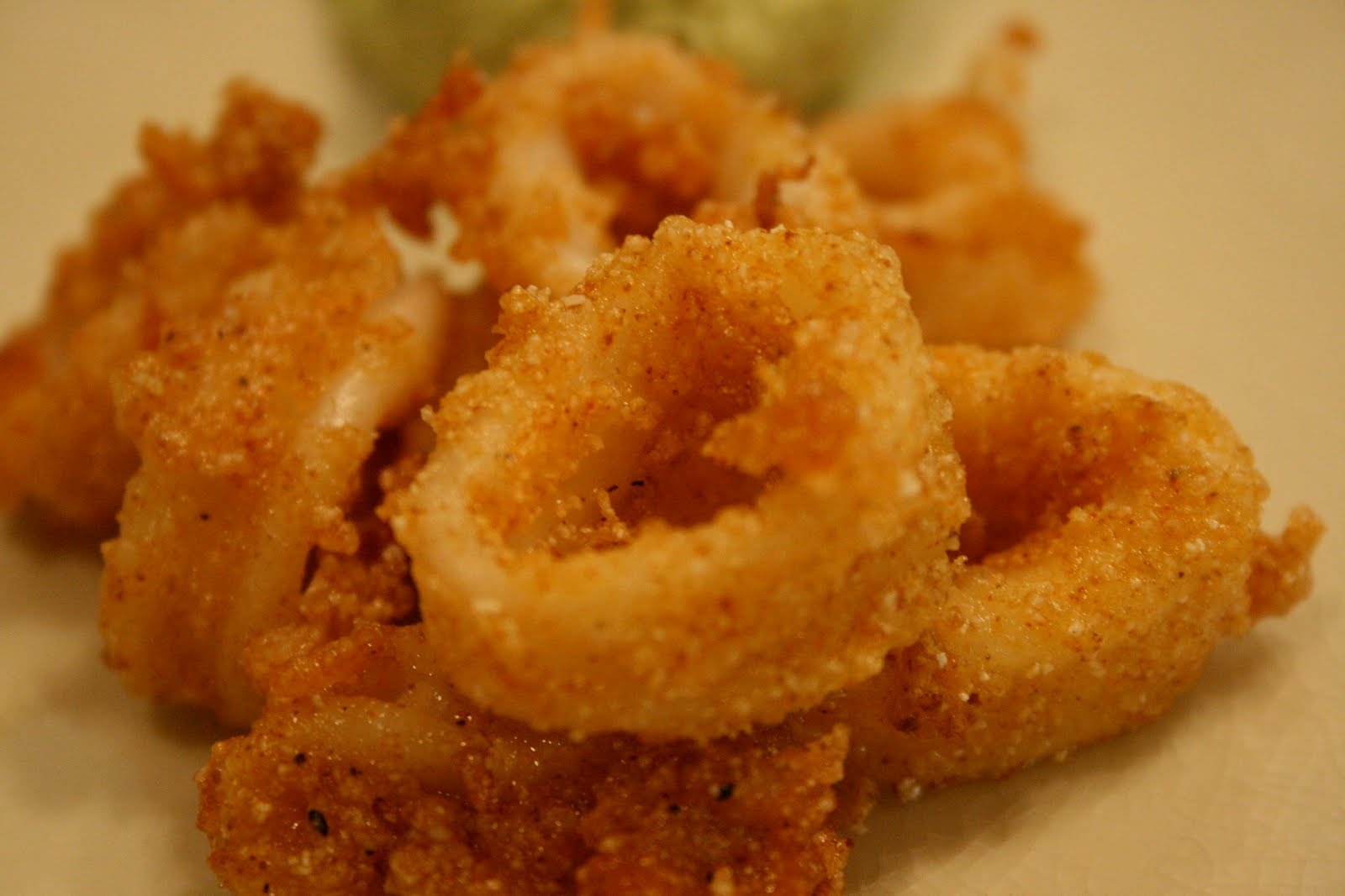 Calamari Bites