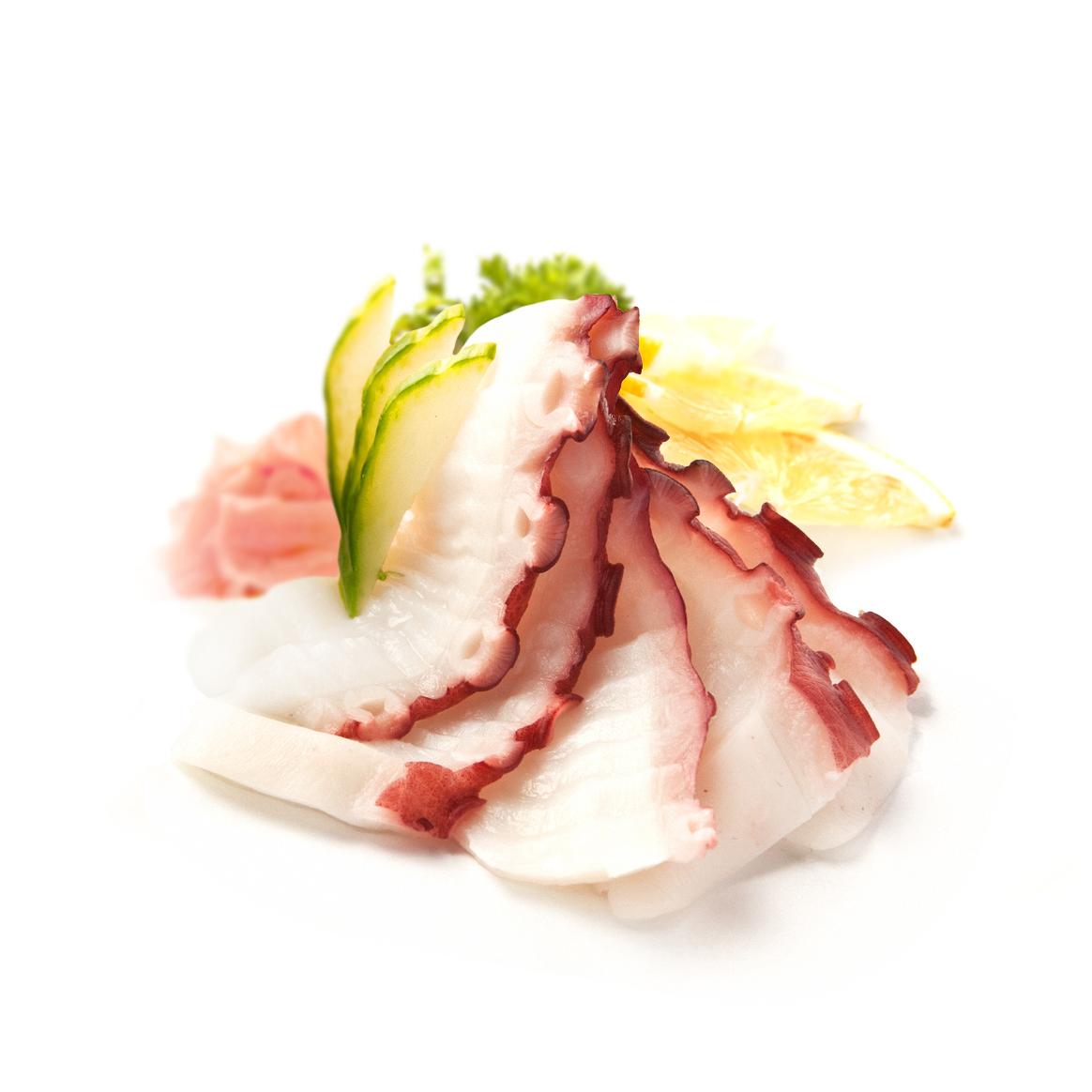 Octopus (Tako) Sashimi