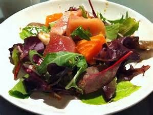 Sashimi Salad Image