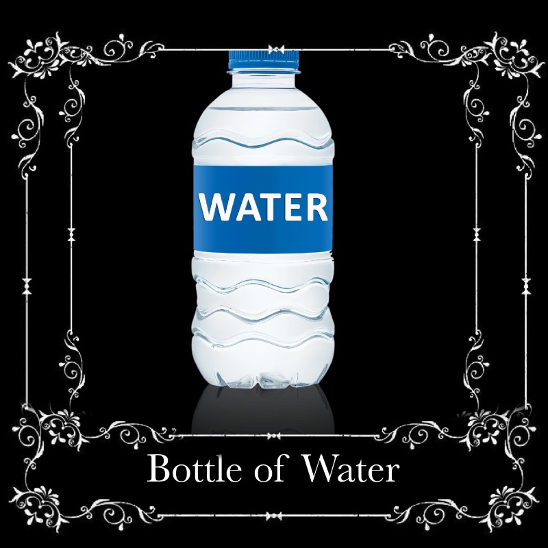 BOTTLE OF WATER Image