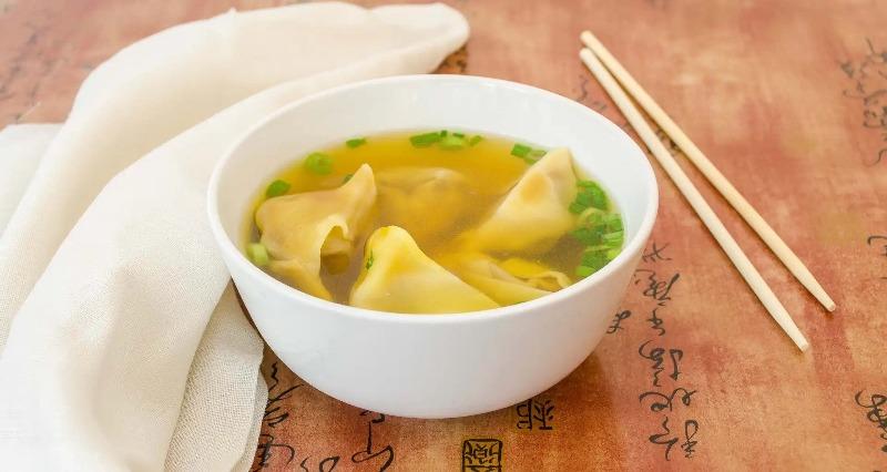 18. Wonton Soup 云吞汤 Image