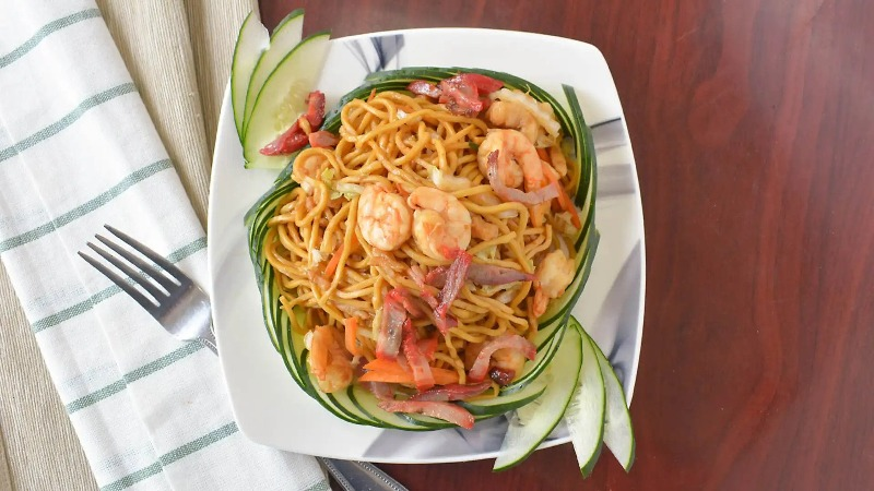 41. House Special Lo Mein 本楼捞面 Image