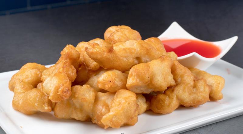 140. Sweet & Sour Chicken 甜酸鸡