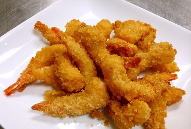 S 2. Fried Baby Shrimp (15) 炸小虾