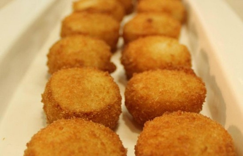 S 3. Fried Scallop (10) 炸干贝 Image