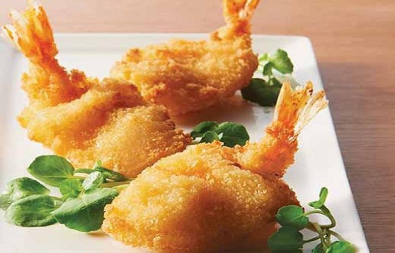 S 5. Fried Jumbo Shrimp (5) 炸大虾
