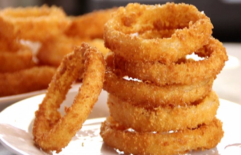S10. Onion Ring (20) 洋葱圈