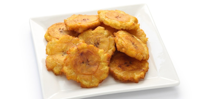 S11. Fried Plantain 炸香蕉