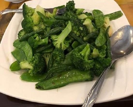 SH24. Green Jade Vegetable 翡翠什杂 Image