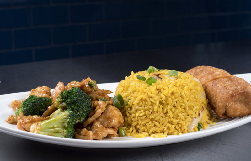 1. Chicken Broccoli 芥兰鸡 Image