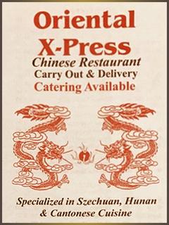 Oriental X-Press - Covington