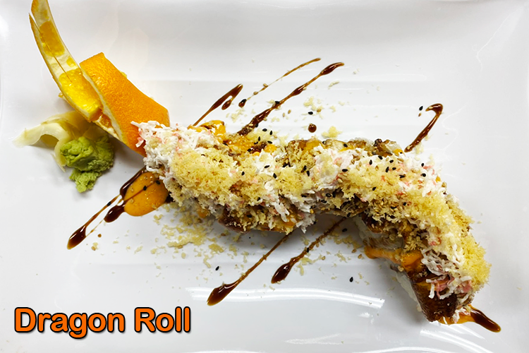 Dragon Roll Image