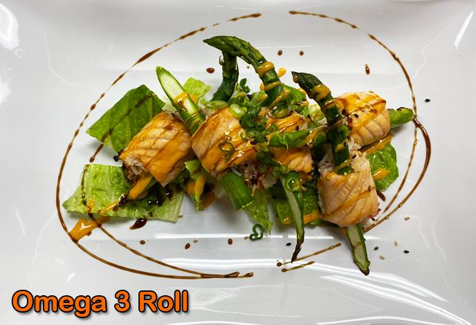 Omega 3 Roll Image