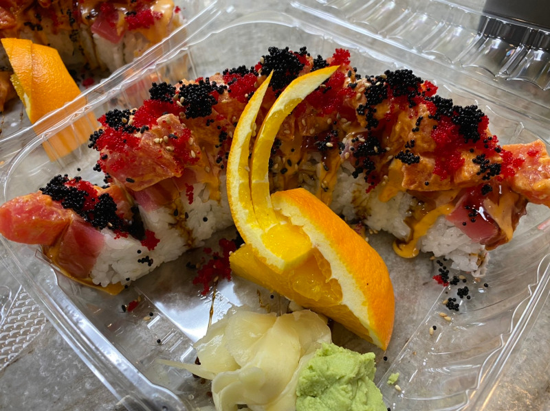 Orient House Roll Image