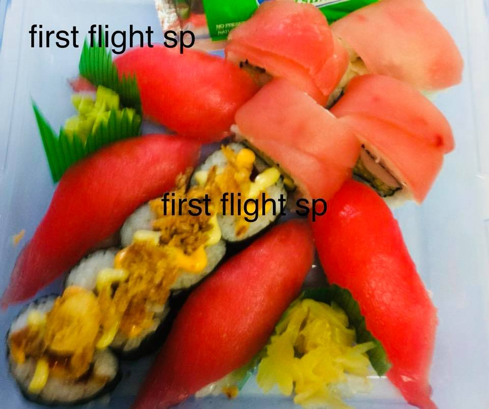 First Flight Special Image