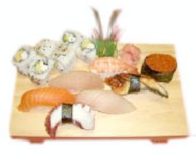 Osaka Sushi Combo