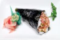 Special Ahi Tuna Cone Image