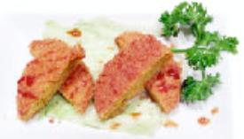 Deep Fried Pumpkin Cake (2 pcs)