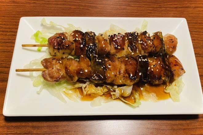 Chicken Yakitori (2 pcs)