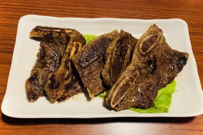 BBQ Beef Short Ribs (4 pcs)
