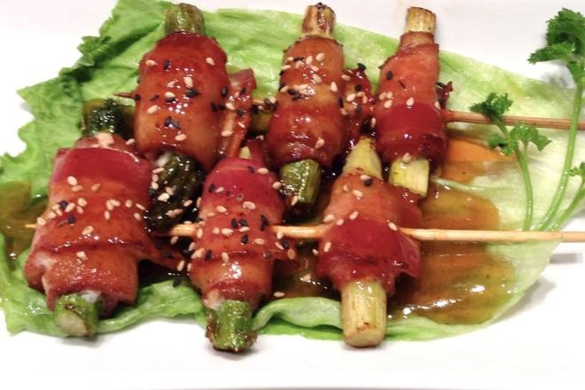 Bacon Asparagus Skewers (2 pcs) Image