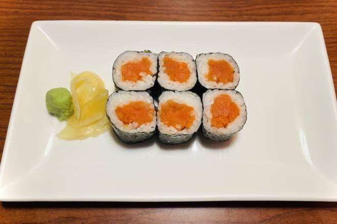 Wild Sockeye Salmon Roll
