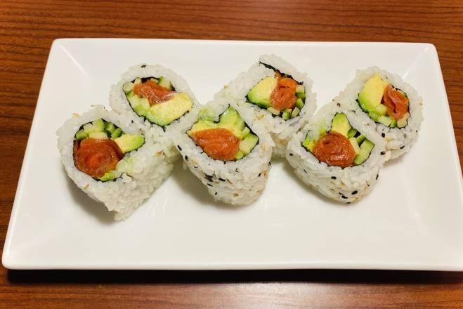 Smoked Salmon Roll Image
