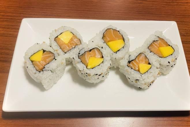 Mango & Salmon Roll Image