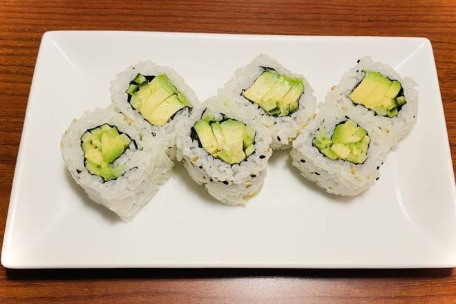 Avocado & Cucumber Roll Image