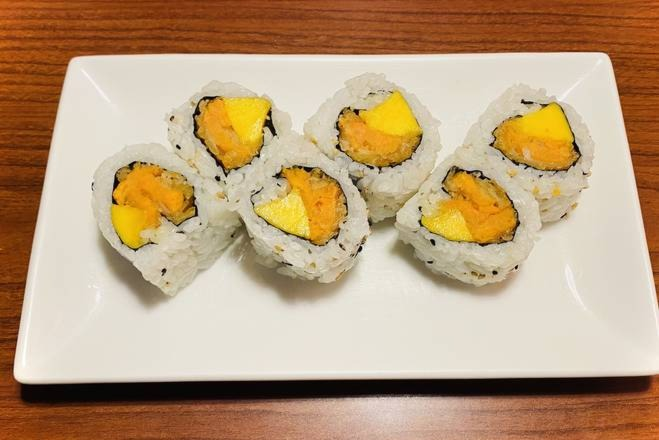 Mango & Yam Tempura Roll