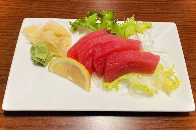 Ahi Red Tuna Sashimi