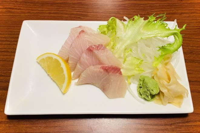 Hamachi Sashimi Image